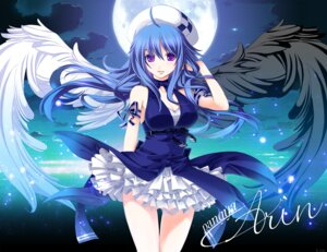 Rating: Safe Score: 70 Tags: arin dress pangya wings yuuki_kira User: charunetra