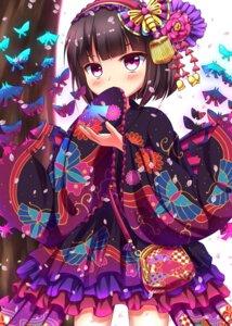 Rating: Safe Score: 17 Tags: dragon_poker kimono minatsuki_kou User: Mr_GT