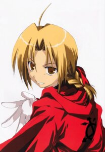 Rating: Safe Score: 7 Tags: akane_makes_revolution edward_elric fullmetal_alchemist ikegami_akane male User: MirrorMagpie