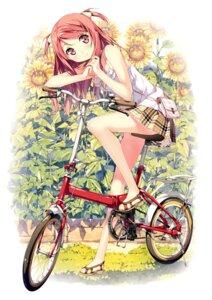 Rating: Safe Score: 141 Tags: 5_nenme_no_houkago kantoku kurumi_(kantoku) User: Hatsukoi
