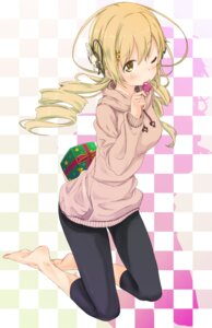 Rating: Safe Score: 50 Tags: abe_kanari puella_magi_madoka_magica tomoe_mami User: Mr_GT