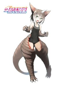 Rating: Safe Score: 33 Tags: anthropomorphization gomora horns minoa monster_girl school_swimsuit swimsuits tail ultra_kaijuu_gijinka_keikaku ultraman User: gogotea28