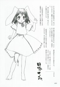 Rating: Safe Score: 1 Tags: inaba_tewi touhou User: noirblack