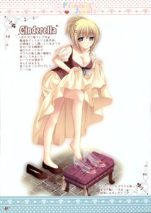Rating: Safe Score: 28 Tags: cinderella cinderella_(character) cleavage dress egoistic_honey hazumi_rio User: admin2