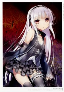 Rating: Safe Score: 31 Tags: 47agdragon dress genshi_bangou_47 thighhighs User: charunetra
