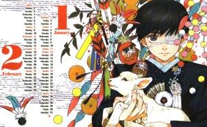 Rating: Safe Score: 21 Tags: calendar kaneki_ken male nishihara_isao tokyo_ghoul User: back07