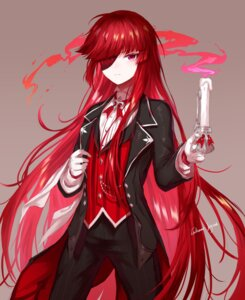 Rating: Safe Score: 7 Tags: crossdress elsword eyepatch takano_jiyuu User: Dreista