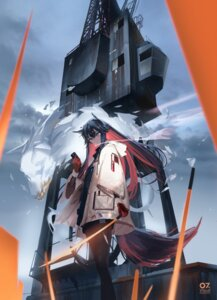 Rating: Safe Score: 5 Tags: animal_ears arknights costor32 tail User: Mr_GT