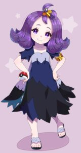 Rating: Questionable Score: 20 Tags: acerola_(pokemon) dress pokemon pokemon_sm yupiteru User: cosmic+T5