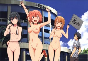 Rating: Explicit Score: 80 Tags: baseball detexted hikigaya_hachiman isshiki_iroha naked nipples photoshop pussy uncensored yahari_ore_no_seishun_lovecome_wa_machigatteiru. yuigahama_yui yukinoshita_yukino User: Masutaniyan