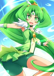 Rating: Safe Score: 20 Tags: bike_shorts kirimochi midorikawa_nao pretty_cure smile_precure! User: Radioactive