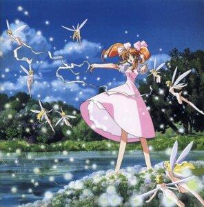 Rating: Questionable Score: 5 Tags: dress fairy ishida_atsuko naked shamanic_princess tiara wings User: Radioactive