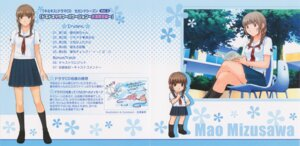 Rating: Safe Score: 4 Tags: kimikiss mizusawa_mao seifuku takayama_kisai User: Radioactive