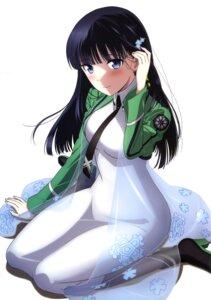Rating: Safe Score: 42 Tags: heels mahouka_koukou_no_rettousei seifuku shiba_miyuki User: drop
