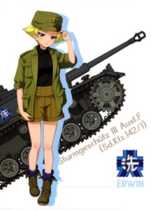 Rating: Safe Score: 5 Tags: erwin girls_und_panzer sweater tagme uniform User: drop