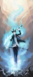 Rating: Safe Score: 14 Tags: ao_no_exorcist male okumura_rin sword tagme User: charunetra