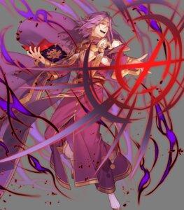 Rating: Questionable Score: 2 Tags: fire_emblem fire_emblem:_seima_no_kouseki fire_emblem_heroes kazuki_yone lyon_(fire_emblem) nintendo User: fly24