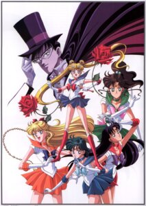 Rating: Safe Score: 8 Tags: aino_minako bleed_through chiba_mamoru heels hino_rei kino_makoto mizuno_ami sailor_moon takeuchi_naoko tsukino_usagi User: charunetra