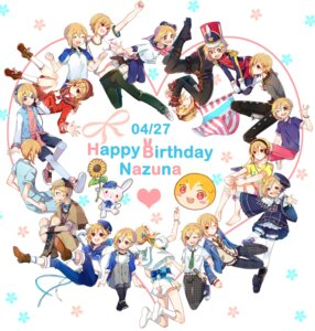 Rating: Safe Score: 7 Tags: ensemble_stars! male mimim125 nito_nazuna seifuku uniform User: joshuagraham