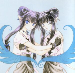 Rating: Safe Score: 5 Tags: clamp elf hari_(wish) pointy_ears ruri_(wish) wish User: Share