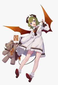 Rating: Questionable Score: 12 Tags: arnold-s devil halloween heels horns tail wings User: Dreista