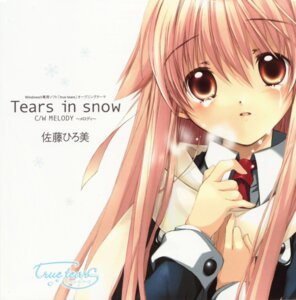 Rating: Safe Score: 14 Tags: disc_cover izumi_rei nakane_rui true_tears User: petopeto