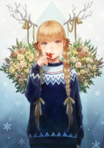 Rating: Safe Score: 26 Tags: christmas romiy sweater User: Mr_GT