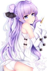 Rating: Questionable Score: 41 Tags: ass azur_lane dress pantsu tagme unicorn_(azur_lane) User: MurakumoJP