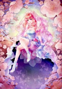 Rating: Safe Score: 15 Tags: cleavage dress garter heels liefe macross macross_frontier see_through sheryl_nome User: Mr_GT