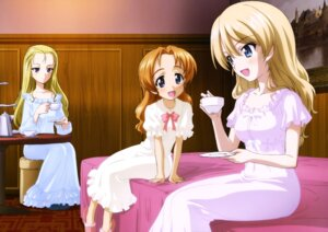 Rating: Safe Score: 48 Tags: assam darjeeling girls_und_panzer orange_pekoe pajama sugimoto_isao User: drop