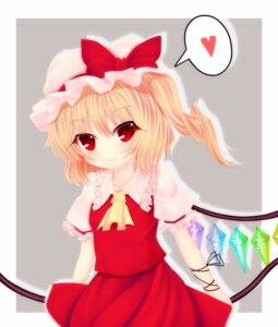 Rating: Safe Score: 17 Tags: flandre_scarlet kiyomin touhou User: Radioactive