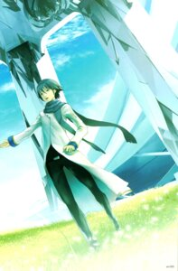 Rating: Safe Score: 15 Tags: kaito male redjuice vocaloid User: Radioactive