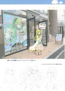 Rating: Safe Score: 16 Tags: momoko_(momopoco) sashimi_necoya sketch yukari_(momoko) User: kiyoe