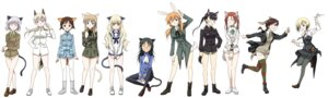 Rating: Safe Score: 17 Tags: agahari animal_ears bunny_ears charlotte_e_yeager eila_ilmatar_juutilainen erica_hartmann francesca_lucchini gertrud_barkhorn lynette_bishop megane minna_dietlinde_wilcke miyafuji_yoshika nekomimi perrine-h_clostermann sakamoto_mio sanya_v_litvyak strike_witches tail thighhighs uniform User: Radioactive