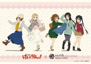 Rating: Safe Score: 13 Tags: akiyama_mio dress hirasawa_yui k-on! kotobuki_tsumugi nakano_azusa pantyhose sweater tagme tainaka_ritsu User: saemonnokami