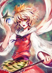 Rating: Safe Score: 3 Tags: nokishita toramaru_shou touhou User: Radioactive