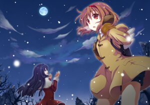Rating: Safe Score: 15 Tags: kanon kureno minase_nayuki seifuku tsukimiya_ayu User: animeprincess