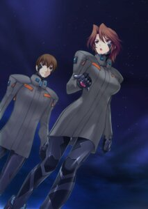 Rating: Safe Score: 13 Tags: game_cg isumi_michiru muvluv muvluv_alternative shirogane_takeru uniform User: CryFleuret