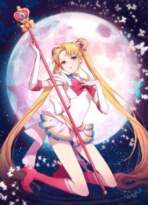 Rating: Safe Score: 85 Tags: heels nardack sailor_moon tsukino_usagi User: yumichi-sama