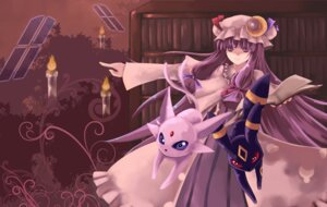 Rating: Safe Score: 21 Tags: crossover espeon orenji-yanagi patchouli_knowledge pokemon touhou umbreon User: charunetra