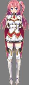 Rating: Safe Score: 55 Tags: armor cleavage effordom_soft fujikura_miyabi jyukishi_cutie_bullet thighhighs transparent_png uniform yuuki_hagure User: Fanla