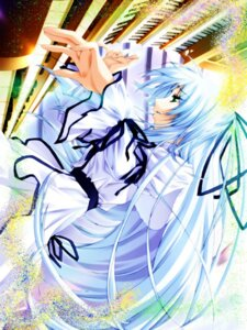 Rating: Safe Score: 4 Tags: sarasa sorairo_no_organ ueda_ryou User: Davison