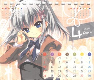 Rating: Safe Score: 42 Tags: akane_iro_ni_somaru_saka calendar hisuitei izumi_tsubasu katagiri_yuuhi paper_texture seifuku User: peoplo