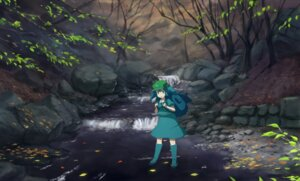 Rating: Safe Score: 13 Tags: kawashiro_nitori landscape sasaj touhou wet User: Noodoll
