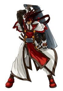 Rating: Safe Score: 10 Tags: bodysuit guilty_gear guilty_gear_xx_accent_core male order-sol weapon User: Mirukudesu