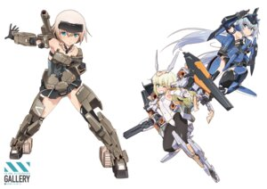 Rating: Questionable Score: 7 Tags: baselard frame_arms_girl gourai stylet User: Halcon_Negro