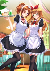Rating: Safe Score: 43 Tags: hibike!_euphonium maid nakagawa_natsuki stockings swordsouls thighhighs waitress yoshikawa_yuuko User: Mr_GT