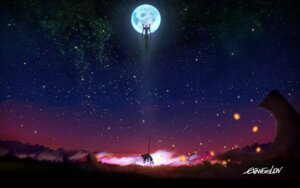 Rating: Safe Score: 36 Tags: eva_01 eva_mark.06 landscape neon_genesis_evangelion tagme wallpaper User: リナ