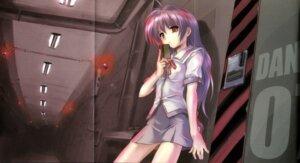 Rating: Safe Score: 7 Tags: fixme iriya_kana iriya_no_sora_ufo_no_natsu komatsu_e-ji seifuku User: Shuugo