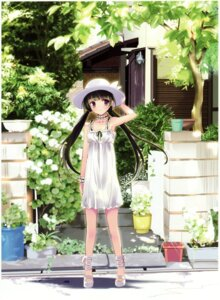 Rating: Safe Score: 51 Tags: dress summer_dress takashina_masato User: Radioactive
